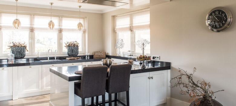 keuken met kookeiland maatwerk